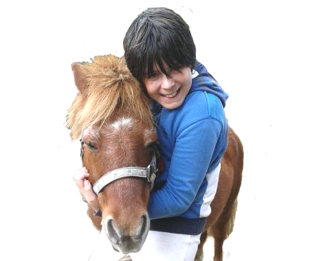 Aprendiendo a caballo