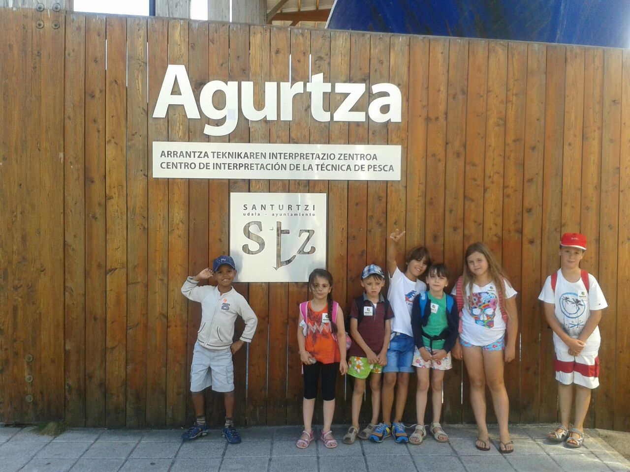 Salida a Santurzi