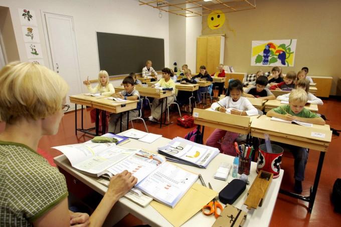 Escuela finlandesa