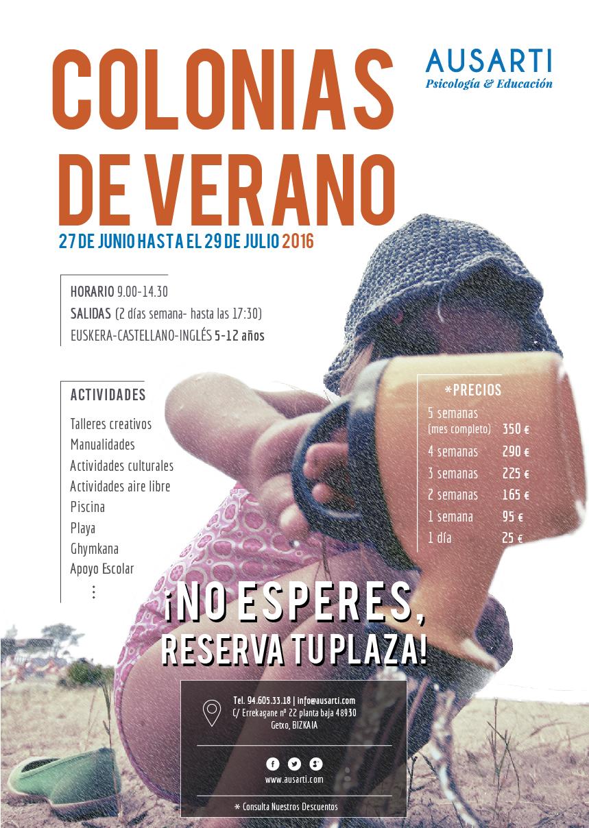colonias 2016 AUSARTI